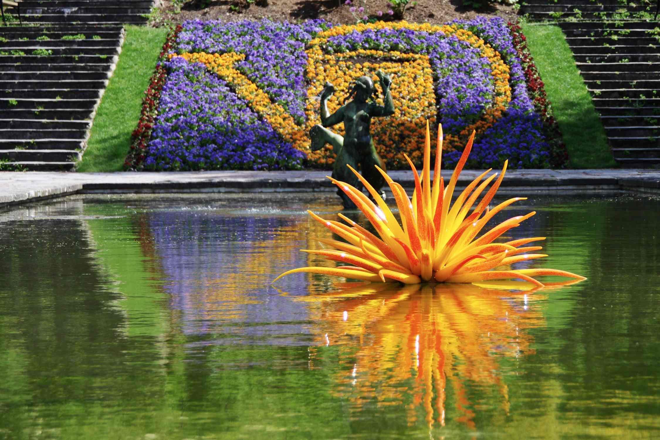 botaniska trädgården stockholm