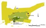 01 Grahamstown Map 1 Historical Development