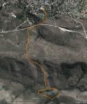 Kloof Hike Map