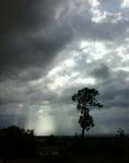 Aberdares clouds