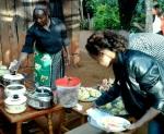 Tumutumu lunch (6pm ....)