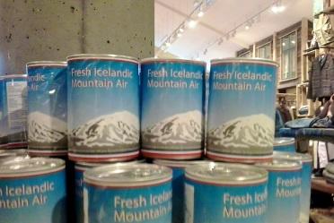 Tinned Iceland Air