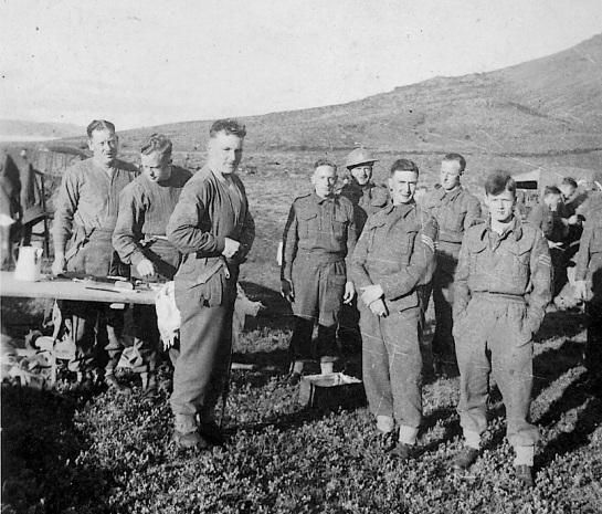 13 Kleifarvatn June 1941