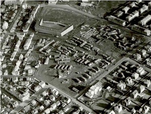 Skipton Camp Aerial View