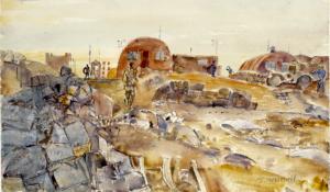 Skipton Camp, Reykjavik, August 1943