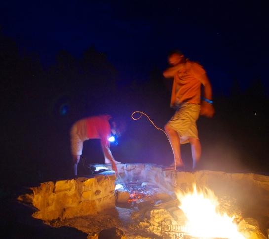 03 Hot coals
