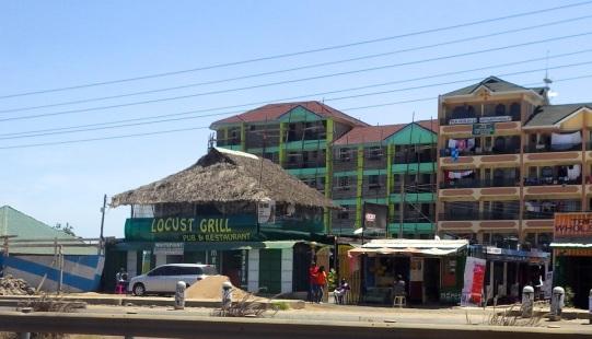Super Highway Diner: Locust Grill
