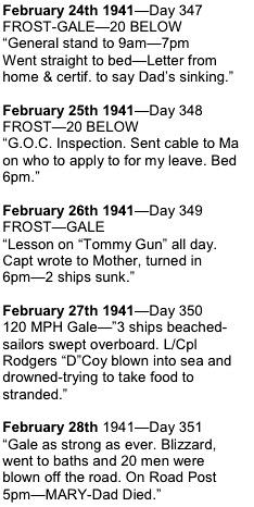 Lambert Diary Feb 41
