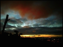 Grahamstown Sunset