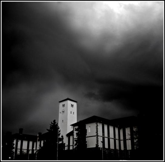 Rhodes clocktower