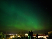 Revontulet and the northern lights 3