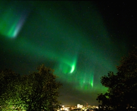 Revontulet and the northern lights 5