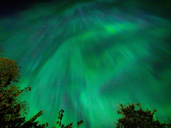 Revontulet and the northern lights 8