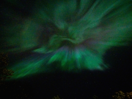 Revontulet and the northern lights 9