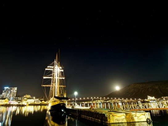 Tromsø harbour 1