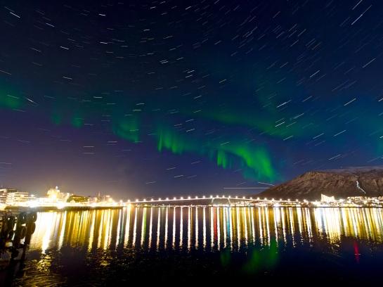 Tromsø harbour 3