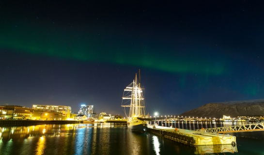 Tromsø harbour 2