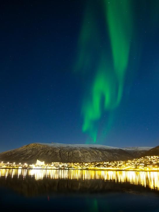 Tromsø harbour 4