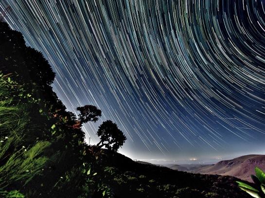 Featherstone Kloof Star Trails