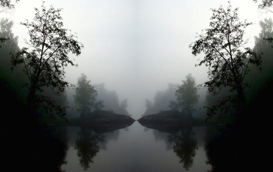 Byfjorden mirror