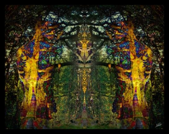 Äsperöd Gnarly Triptych