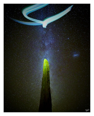 Summer Nights 1: Angel and Obelisk