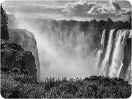 Victoria Falls BW 6 Main Gorge