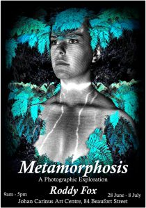 National Arts Festival 2018 Fringe Exhibition Metamorphosis
