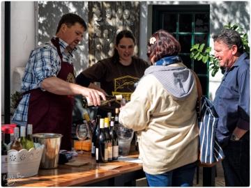 Graaff-Reiner Wine Tasting