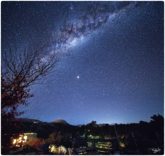 Wild Fox Hill, Hogsback, Eastern Cape, Astrophotography