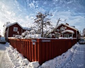 Falu Rödfärg Falun Red Elsborg Dalarna