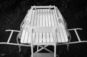 Sweden Black and White Monochrome Design Falun