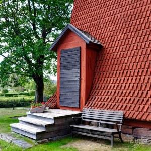 Falu Rödfärg Falun Red Sundborn Dalarna Sweden