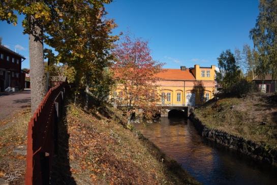 Sundborn Autumn Höst Dalarna Sweden Fujifilm