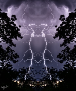 Lightning of Grahamstown - Symmetry Template
