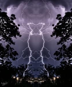 Lightning of Grahamstown - Symmetry Template
