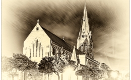 A cathedral, seven churches and two chapels: 10 heritage prints of old Grahamstown