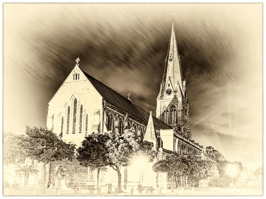 Cathedral of St Michael and St George, Grahamstown, Makana