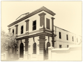 Shaw Hall, High Street, Grahamstown, Makana