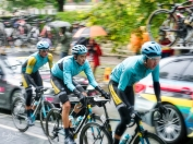 Kazakhstan riders Harrogate UCI Road World Championships elite mens' road race