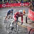 Harrogate UCI Road World Championships junior mens' road race