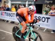 Jos van Emden Northallerton UCI 2019 elite men TT