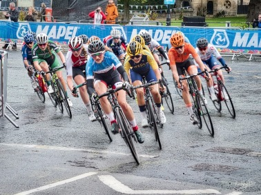 Harrogate UCI Road World Championships junior ladies' road race
