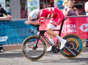 Kasper Asgreen Northallerton UCI 2019 elite men TT