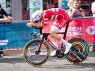 Kasper Asgreen Northallerton UCI 2019 elite men TT