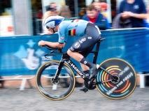 Yves Lampaert Northallerton UCI 2019 elite men TT